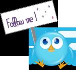 Suivre Le Dé Cousu sur Twitter
