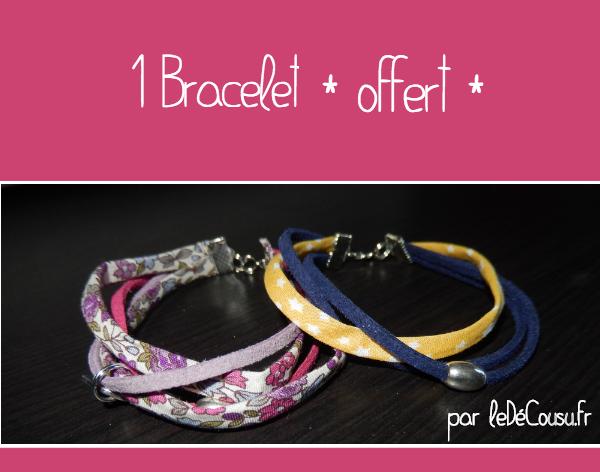 Bracelet-offert