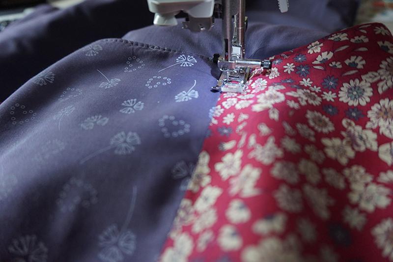 Bien-aimé Tapis pour machine à coudre : j'organise ma rentrée couture AM69