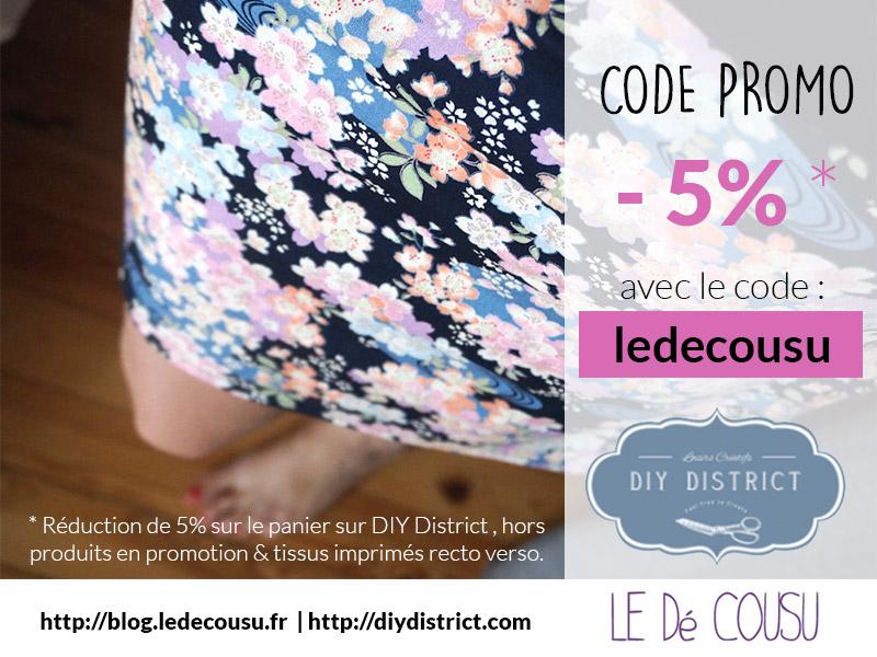 code-promo-ledecousu-diystrict