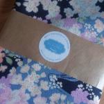 Une jupe facile à coudre et «japonisante» [Tuto]
