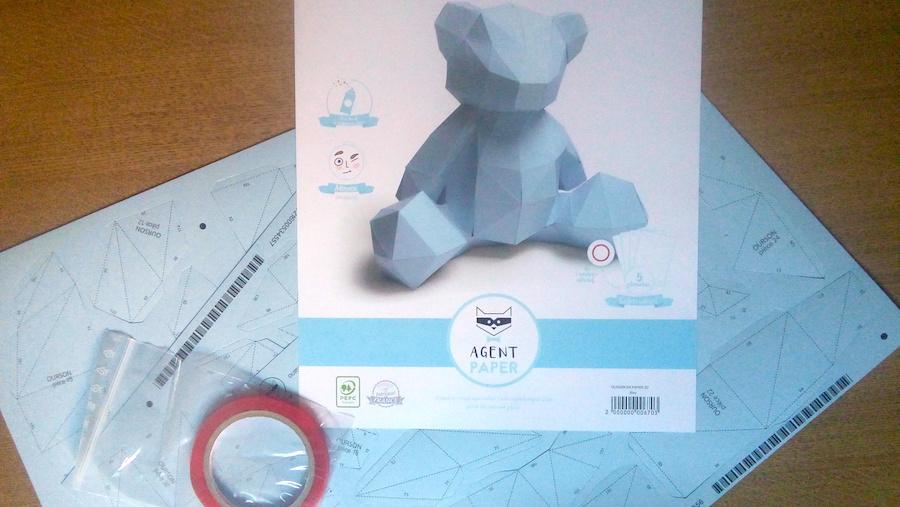 ourson 3D agent paper